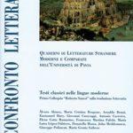 Confronto letterario 52 supplementoTesti classici nelle lingue moderne. Primo colloquio «Roberto Sanesi» sulla traduzione letteraria